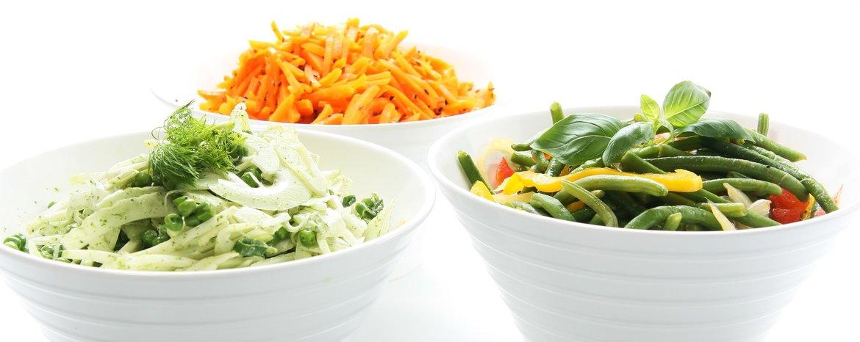 Rauwkostsalades-bbq-groenten